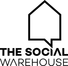 Logo The Social Warehouse zwart Def